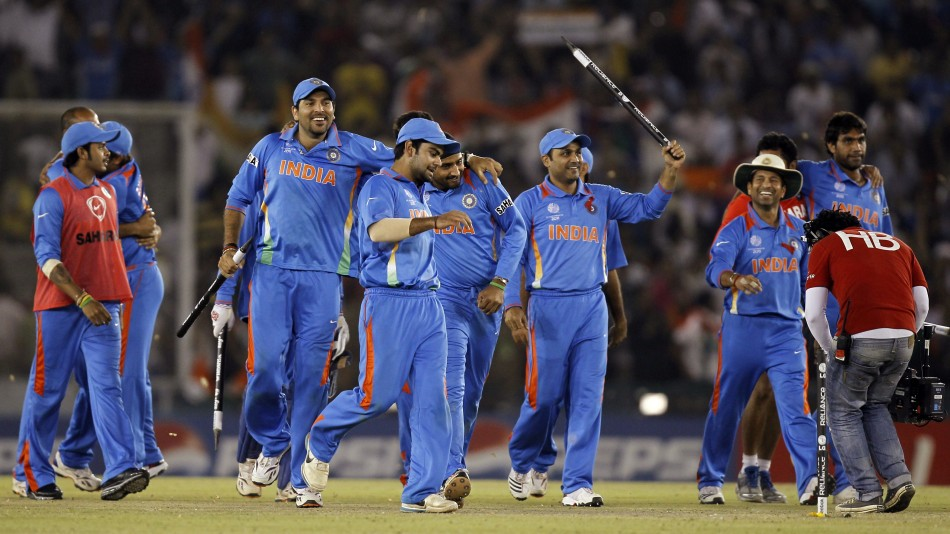 Team India the World Cup 2011 Champions | Mp3 Songs @ GVR